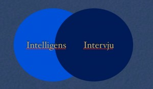 Intelligens intervju